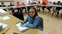 Kids Cartooning Workshops / Classes by Jarla Duffy, Donegal Cartoons, Ireland